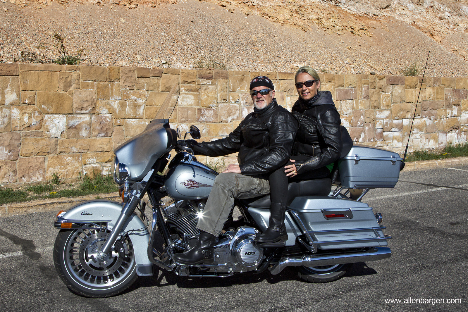 Harley Riders: What's Going On