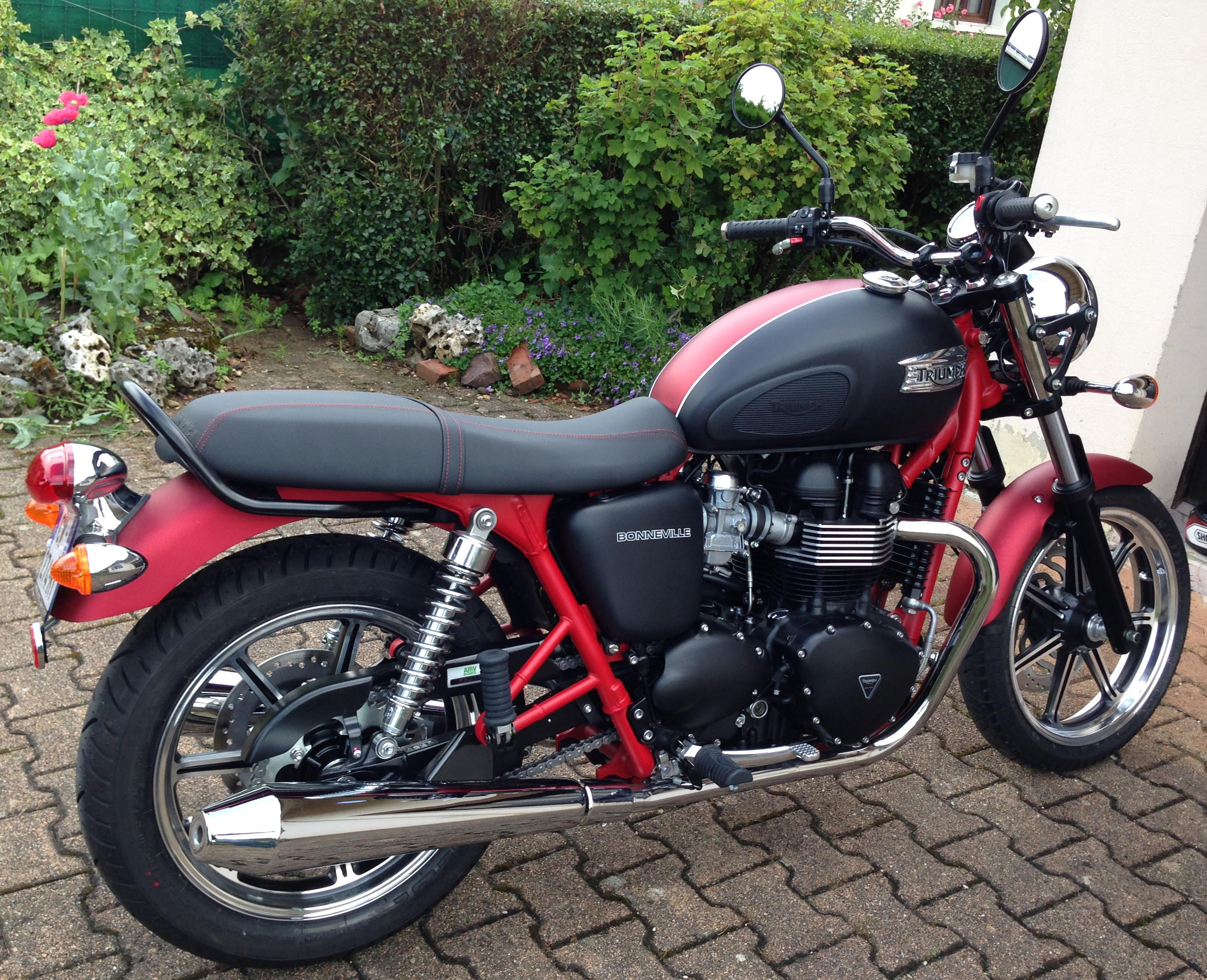 Triumph Bonneville SE2 A2 2013 Limited Edition Pictures | What's ...