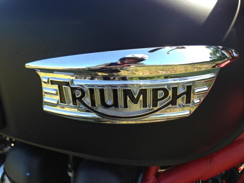 Triumph Bonneville SE 2013