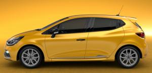 Clio 4 RS Jantes 17