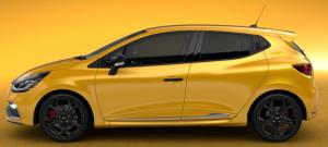 Clio 4 RS Jantes 18